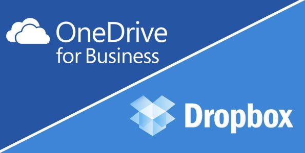 Onedrive dropbox