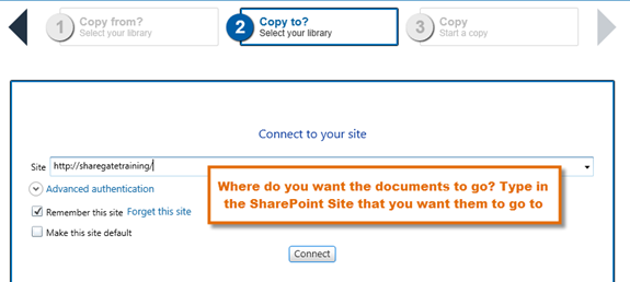 SharePoint Documents Migration