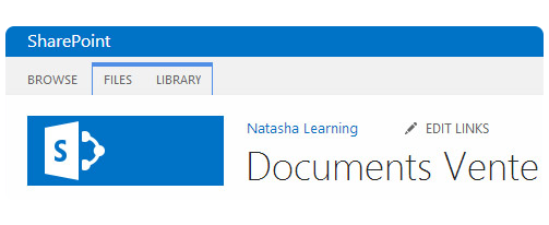 Start to learn SharePoint - SharePoint 2013 UI & Navigation