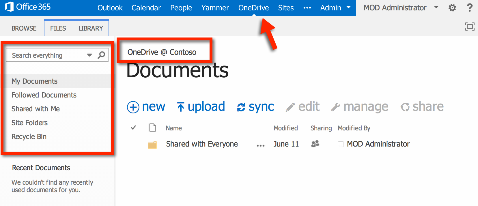 OneDrive for Business vs OneDrive - ShareGate