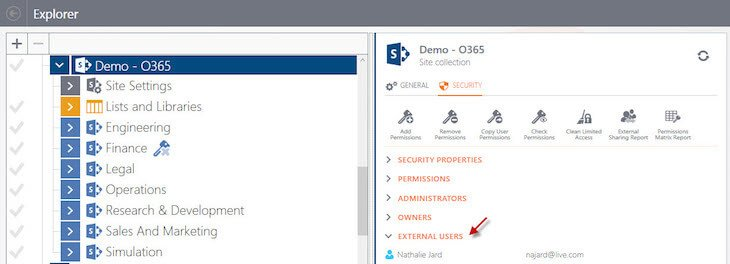 SharePoint & Office 365 Security Management Tasks