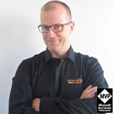 Darrell Webster - Office 365 MVP