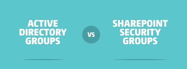 SharePoint Security Groups - Don't Take Any Risks - ShareGate