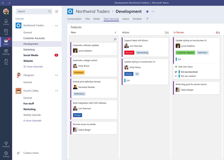 Planner in Microsoft Teams