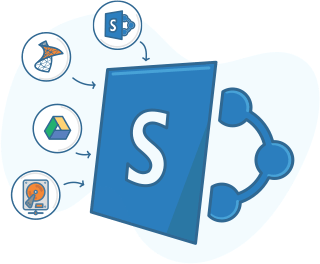 Migrate directly to SharePoint