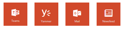 Communicate relevant and targeted information to the employees in Office 365