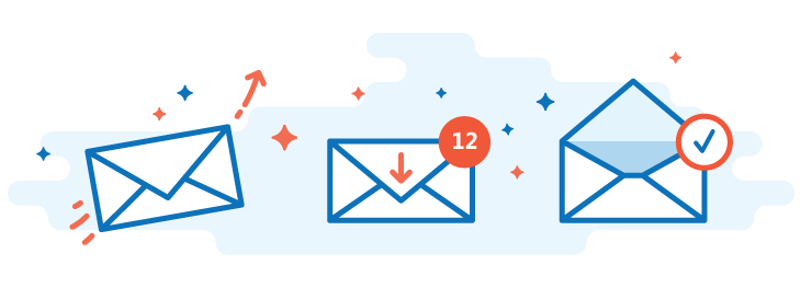 Office 365 email activity