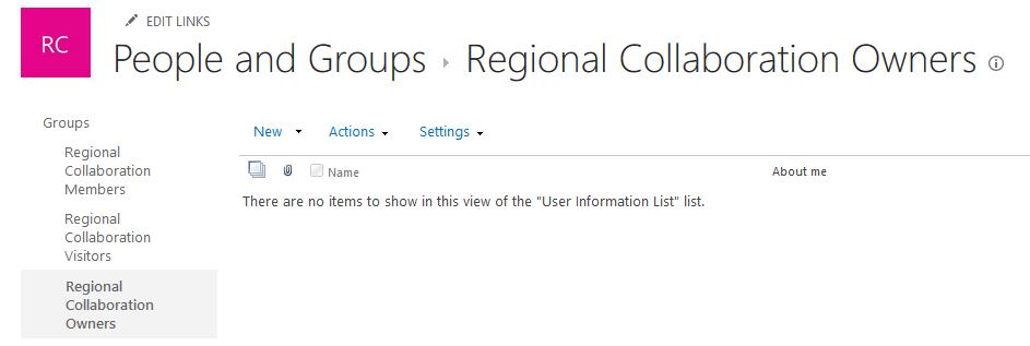 Group membership permissions