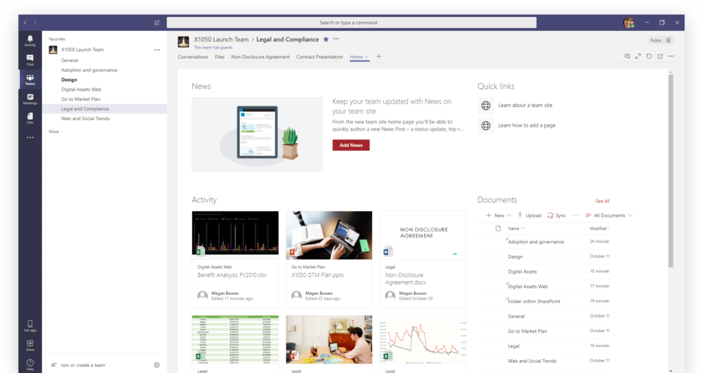 Office 365 collaboration tools: SharePoint - ShareGate