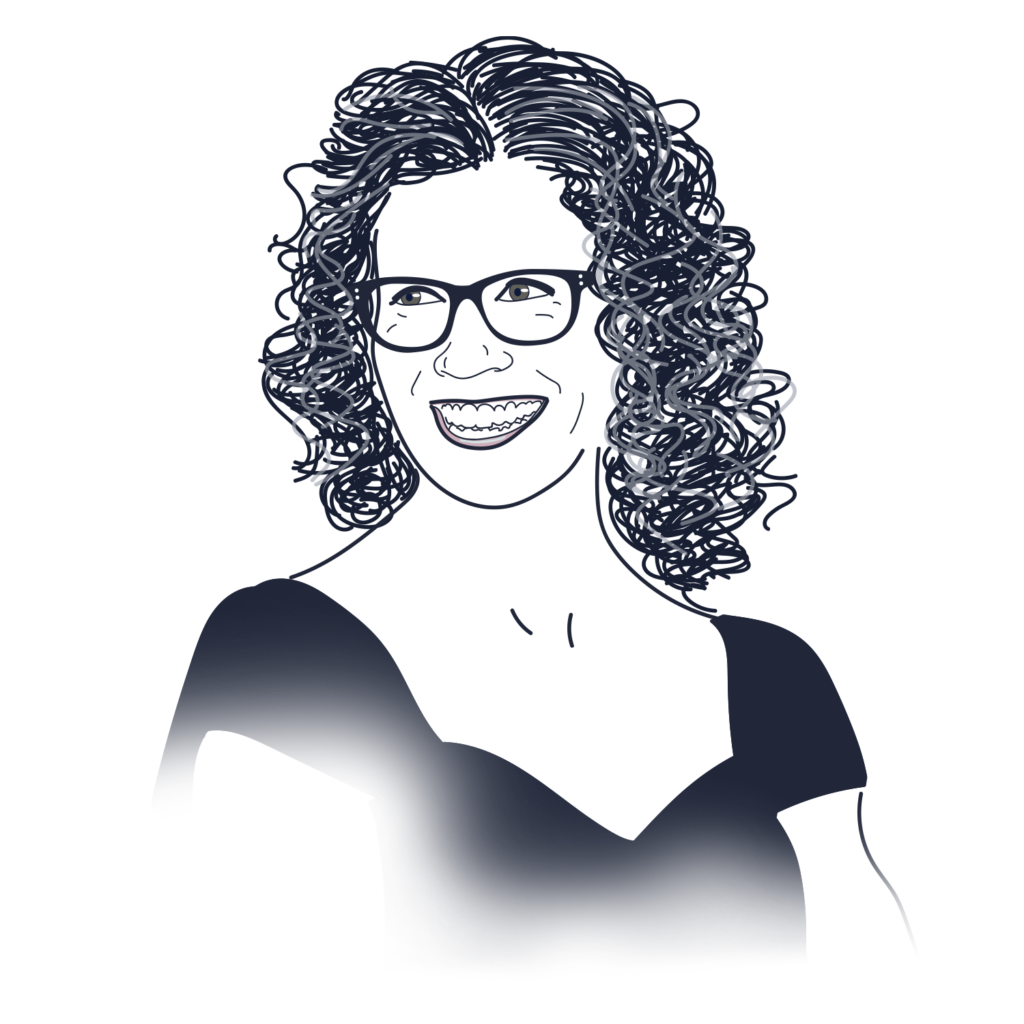 illustration of joanne klein