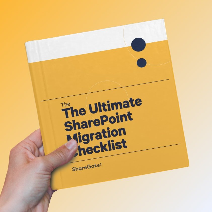 Ultimate Sharepoint Migration Book Mockup@2x