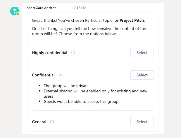 Screenshot of confidential description.