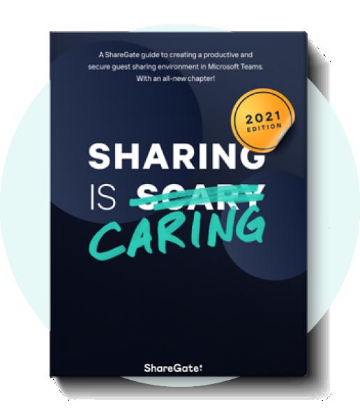 Content hub Sharing Caring
